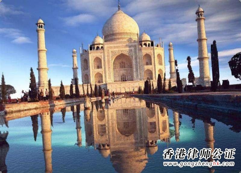 印度护照和中国护照是同一人声明书使馆公证认证